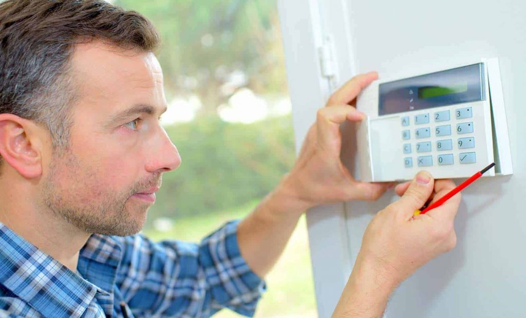 security system installation companies